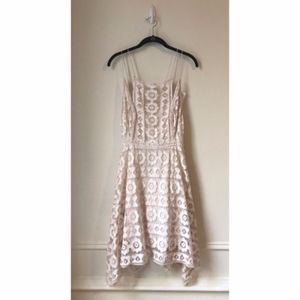 Free People NWT Just Like Honey Lace Dress R